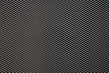 Grid background, bw