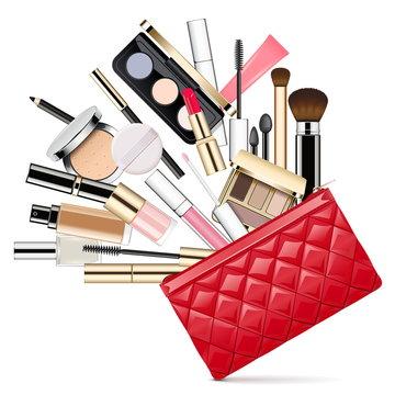 Vector Makeup Bag