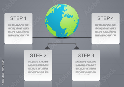modern infographic template some elements of this image furnished by