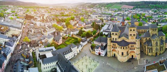 Stadt Trier - Trierer Dom, Porta Nigra