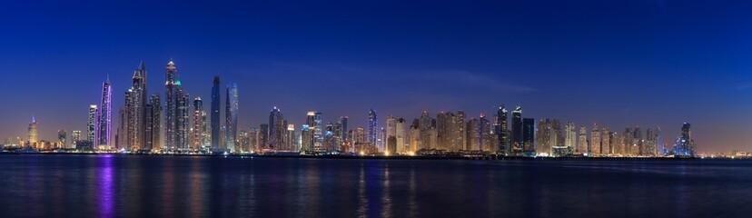 Dubai panorama skyline 8
