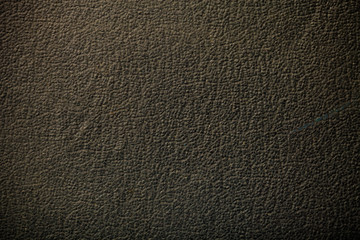 Surface of leatherette for textured background. Toned