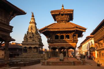 Bhaktapur city before earthquake, Nepal