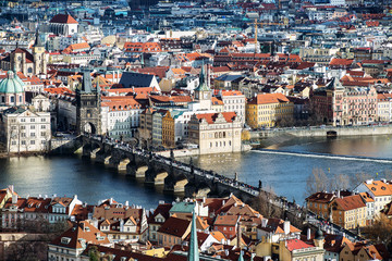 City of Prague .
