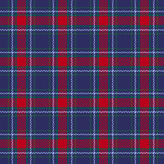 Tartan check plaid texture seamless pattern