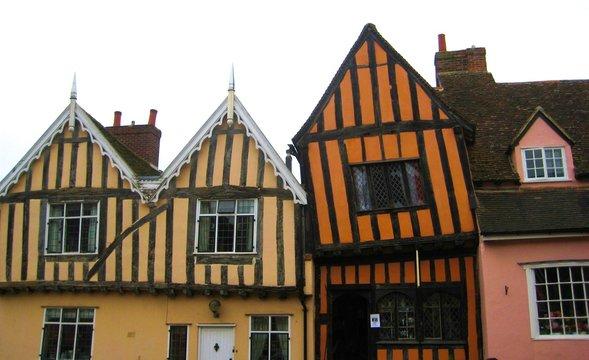 Crooked Orange Houses
