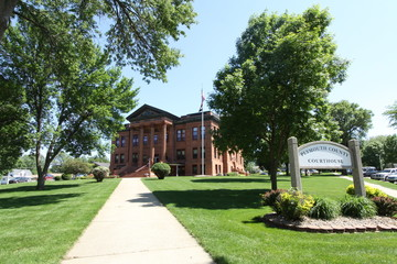 Plymouth County Courthouse,
