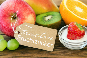 Obst - Fructose