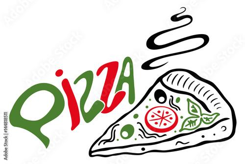 Pizzabacker italienisch