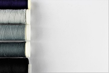 An image of threads