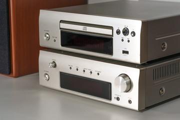 modular hifi stereo equipment