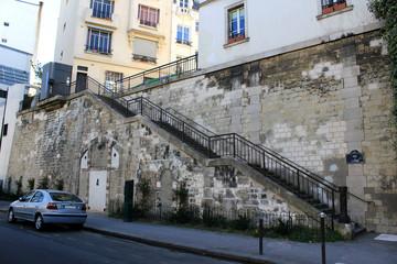 Avenue René Cotty - Paris