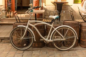 Photo sur Aluminium bicycle