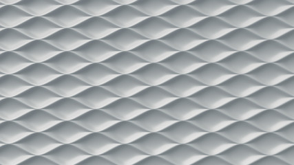 White texture surface pattern. 3d rendering