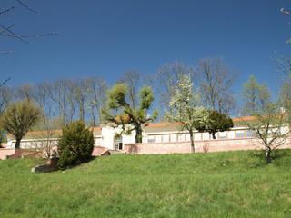 Orangerie, Kloster Brevsnovsky