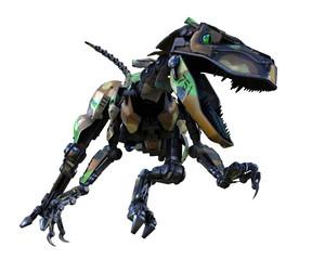 metalsauro jump attack