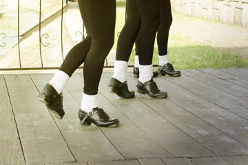 Irish stepping