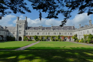 University College Cork grounds Ireland