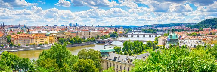 Bridges of Prague Czech Republic