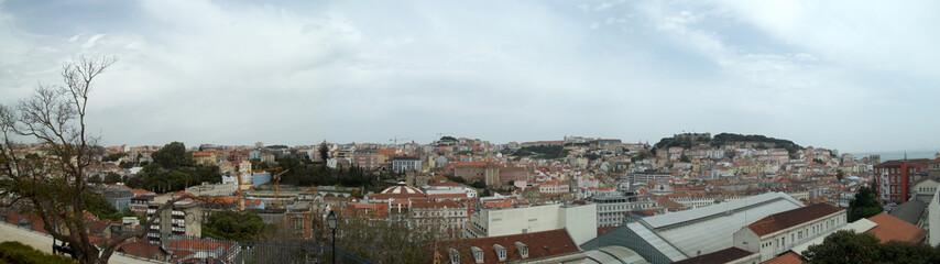 Lisbon View Point