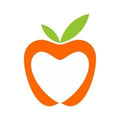 apple logo vector.