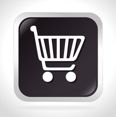 cart shopping isolated icon vector illustration design