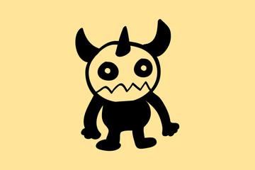 Monster Shillouette
