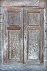 Old Wood Window Background.