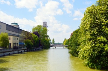 River Isar Munich, Germany