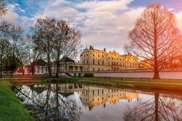 Obraz Uniwersytet Medyczny w Białymstoku - fototapety do salonu