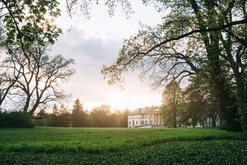Festetics mansion Deg, Hungary