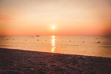 Taormina's Beach