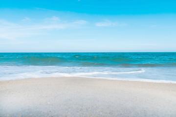 Beach and sea in thailand