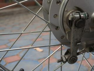 front wheel brakes