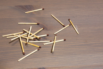 A lot of matches