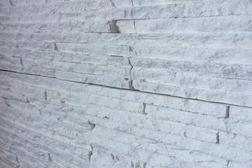 Gypsum facing wall