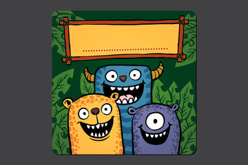 Children Monster