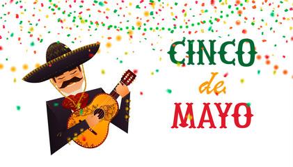 Cinco De Mayo poster.