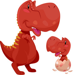 Dino Tyrannosaurus Baby