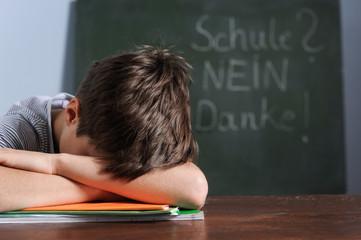 Schule nein Danke, Kind verweigert sich