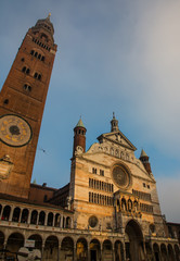Historical centre of Cremona