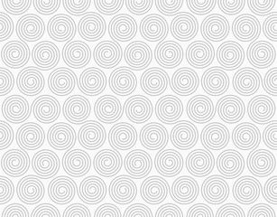 Seamless Spiral Pattern #Vector Graphics