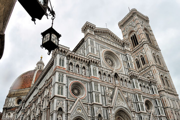 Cattedrale di Santa Maria del Fiore di Firenze, Toscana, Italia