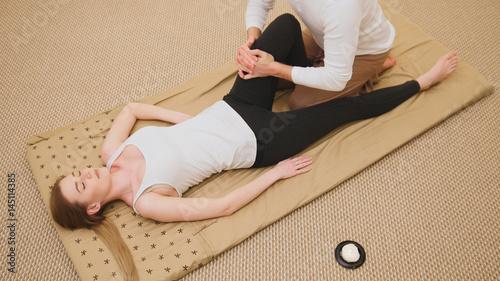 thai sensual massage video cute