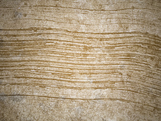 Decorative cement wall texture