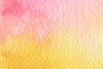 Abstract watercolor macro texture background. Hand painted watercolor background