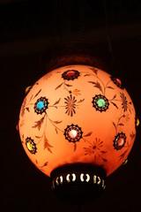 Indische Leuchte