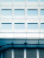 Business blur background of corporate building