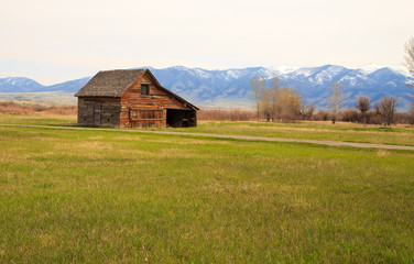 Vintage Barn.