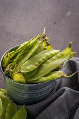 Green Sugar Snap Peas